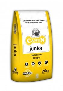 Pienso Canun Junior 20 kilos
