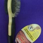 cepillo madera mango de caucho doble
