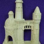 Castillo frontal en resina