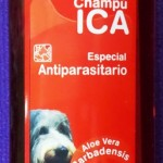 Champú ICA Antiparasitario para perro