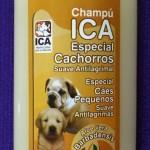 Champú ICA Cachorros