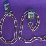 Collar Pastor Aleman de Acero Inox